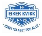 Eiker/Kvikk 2